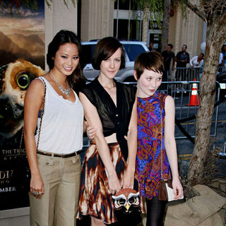 "Jamie Chung, Jena Malone, Emily Browning in Los Angeles Premiere of ""Legend of the Guardians: The Owls of Ga'Hoole"""