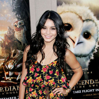"Vanessa Hudgens in Los Angeles Premiere of ""Legend of the Guardians: The Owls of Ga'Hoole"""
