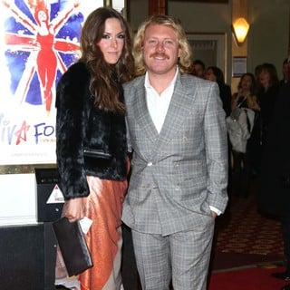 Leigh Francis in VIVA Forever Spice Girls The Musical - Arrivals