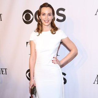 Leighton Meester in The 68th Annual Tony Awards - Arrivals - leighton-meester-68th-annual-tony-awards-02