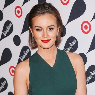 Leighton Meester - Target + Neiman Marcus Holiday Collection Launch Party