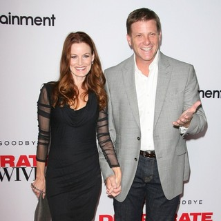 Laura Leighton, Doug Savant in Desperate Housewives Final Season Kick-Off Party