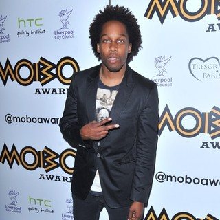 Lemar in The 2012 MOBO Awards Nominations Announcement - Arrivals