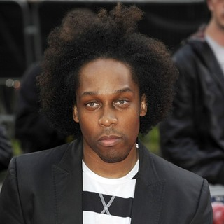 Lemar in The Premiere of The Amazing Spider-Man - lemar-uk-premiere-the-amazing-spider-man-01
