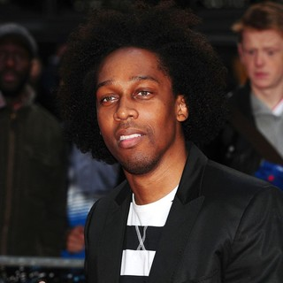 Lemar in The Premiere of The Amazing Spider-Man - lemar-uk-premiere-the-amazing-spider-man-02