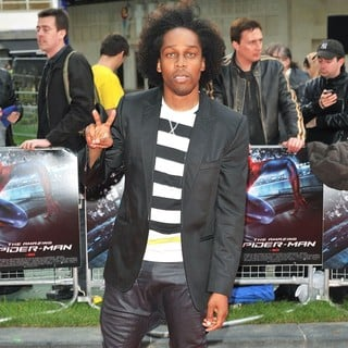 Lemar in The Premiere of The Amazing Spider-Man - lemar-uk-premiere-the-amazing-spider-man-03