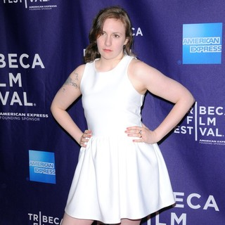 Lena Dunham in 2012 Tribeca Film Festival - Supporting Characters Premiere - Arrivals