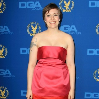 Lena Dunham in 65th Annual Directors Guild of America Awards - Arrivals