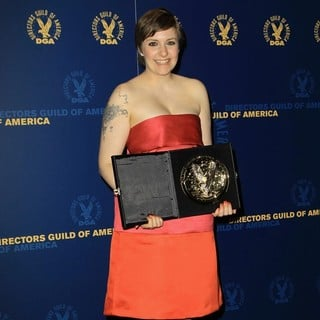 Lena Dunham in 65th Annual Directors Guild of America Awards - Press Room - lena-dunham-65th-annual-directors-guild-of-america-awards-press-room-05