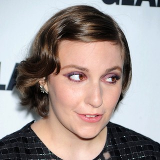 Lena Dunham in Glamour Magazine's 23rd Annual Women of The Year Gala - Arrivals