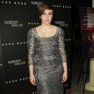 Lena Dunham in The Premiere of Magnolia Pictures Nobody Walks