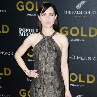 Lena Hall-World Premiere of Gold - Red Carpet Arrivals