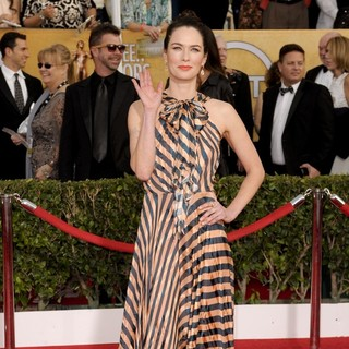 Lena Headey - The 20th Annual Screen Actors Guild Awards - Arrivals