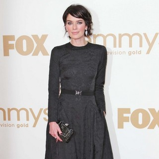 Lena Headey in The 63rd Primetime Emmy Awards - Arrivals