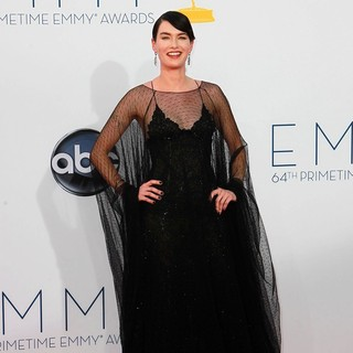 Lena Headey in 64th Annual Primetime Emmy Awards - Arrivals