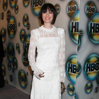 Lena Headey in The 69th Annual Golden Globe Awards HBO After Party