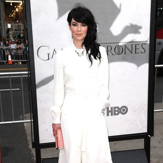 Lena Headey in Premiere of The Third Season of HBO's Series Game of Thrones - Arrivals