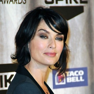 Lena Headey in Spike TV's Scream 2011 Awards - Arrivals