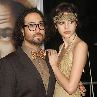 Sean Lennon, Kemp Muhl in 50/50 New York Premiere - Arrivals