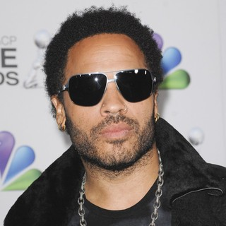 Lenny Kravitz in The 43rd Annual NAACP Awards - Arrivals