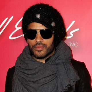Lenny Kravitz in Keep Memory Alive Power of Love Gala