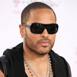 Lenny Kravitz in T-Mobile Magenta Carpet at The 2011 NBA All-Star Game
