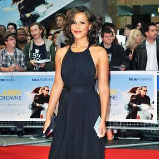 Lenora Crichlow in Larry Crowne UK Premiere - Arrivals