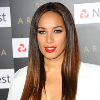 Leona Lewis in Ariella Couture Fashion Show - Arrivals