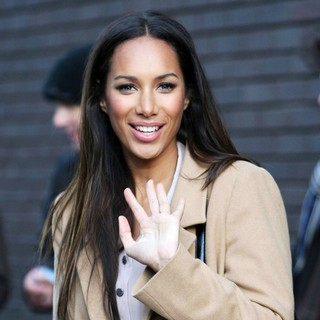 Leona Lewis in Leona Lewis at The ITV Studios