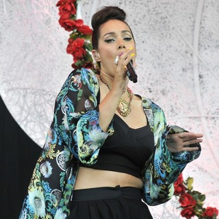Leona Lewis - BBC Radio 1's Hackney Weekend - Day 1