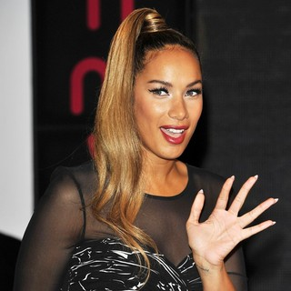 Leona Lewis in Leona Lewis Signs Copies of Her Album Glassheart