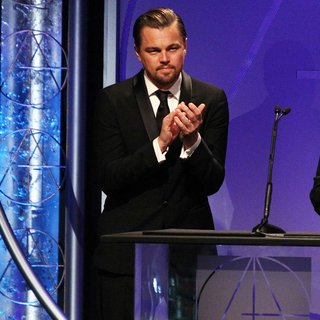 Leonardo DiCaprio in 18th Annual Art Directors Guild Excellence in Production Design Awards - Show