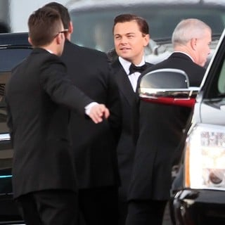 Leonardo DiCaprio in 70th Annual Golden Globe Awards - Arrivals