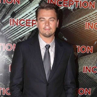 Leonardo DiCaprio in The French Premiere of Inception - Arrivals