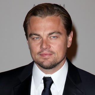 Leonardo DiCaprio in LACMA's Art And Film Gala Honoring Clint Eastwood and John Baldessari