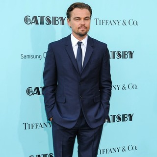 Leonardo DiCaprio in Premiere of The Great Gatsby