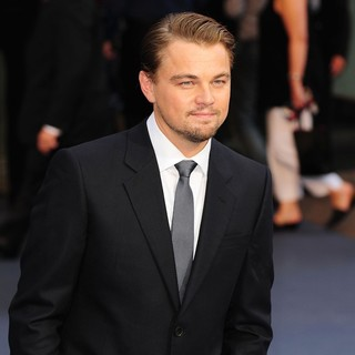 Leonardo DiCaprio in The UK Premiere of Inception - Arrivals