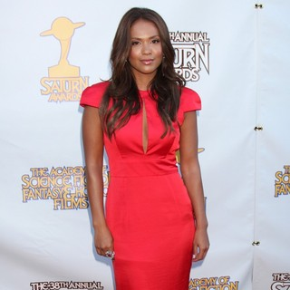 Lesley-Ann Brandt in The 2012 Saturn Awards