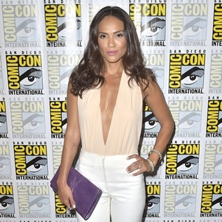 Lesley-Ann Brandt in Comic-Con International 2016: San Diego - Lucifer - Photocall