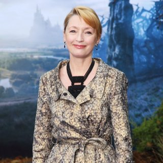 Lesley Manville in Maleficent - Private Reception Event - Arrivals