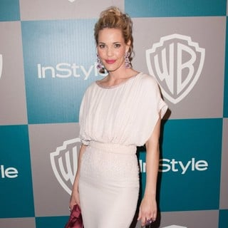 Leslie Bibb in The 69th Annual Golden Globe Awards - 13th Annual Warner Bros. and InStyle After Party