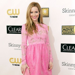 Leslie Mann in 18th Annual Critics' Choice Movie Awards