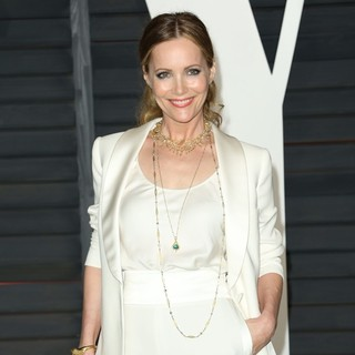 Leslie Mann in 2015 Vanity Fair Oscar Party