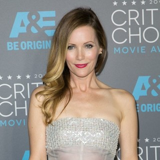 Leslie Mann in 20th Annual Critics' Choice Movie Awards - Arrivals