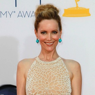 Leslie Mann in 64th Annual Primetime Emmy Awards - Arrivals