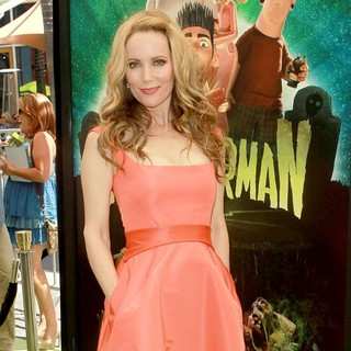 Leslie Mann in World Premiere of ParaNorman