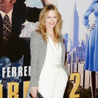 Leslie Mann in U.K. Premiere of Anchorman: The Legend Continues - Arrivals