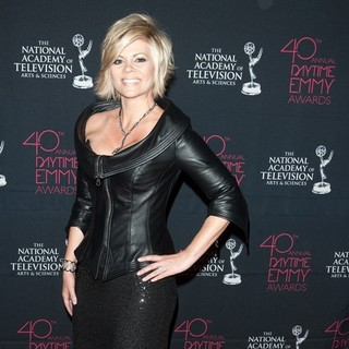 Leslie Miller in 40th Annual Daytime Entertainment Creative Arts Emmy Awards