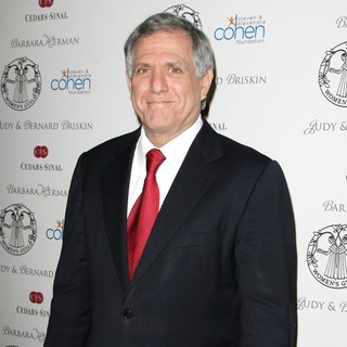 Leslie Moonves in Women's Guild Cedars-Sinai Honors Wendy and Leonard Goldberg with Premiere Hollywood Icon Award