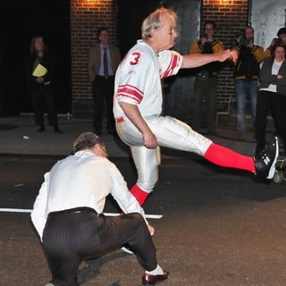 David Letterman, Bill Murray in A Football Sketch for The Late Show with David Letterman